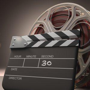 30 second book trailer