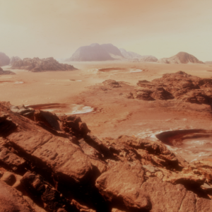 Mars Book Trailer