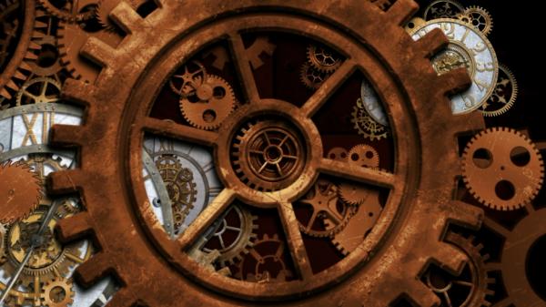 Steampunk Book Trailer