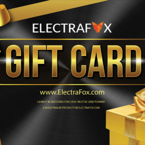 Book Trailer Gift Card