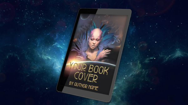 Science Fiction Book Trailer - Affordable Book Trailer