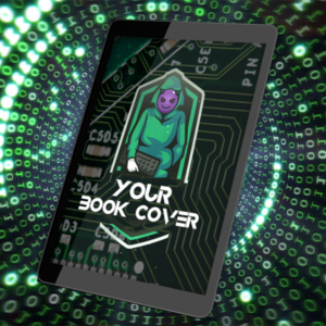 hacker book trailer preview - affordable book trailers by ElectraFox